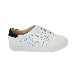 Kate Spade Ashlyn Leather Lace-up Sneakers